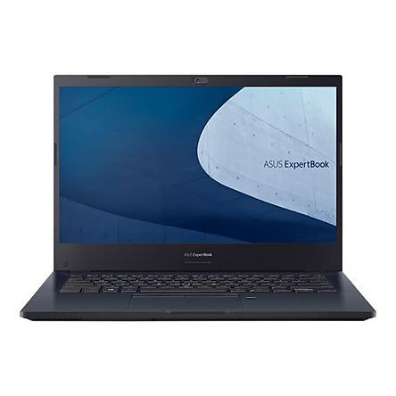 Laptop Asus ExpertBook P2451F (Chip Intel Core i5-10210U/ Ram 8GB DDR4 / SSD 256GB PCIE/ 14 Inch Full HD/ WiFi 6 + Bluetooth 5/ Bao mat TPM/ DOS) - Hàng Chính Hãng