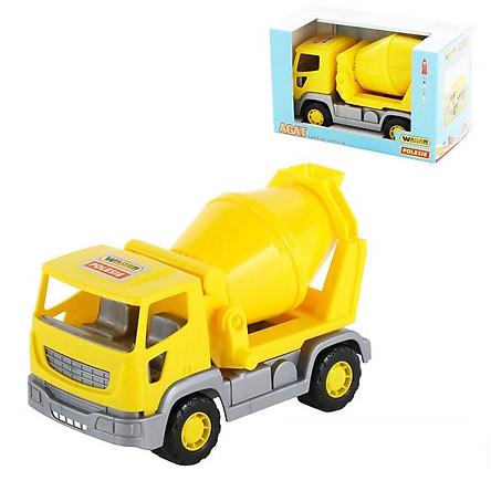 Xe trộn bê tông xây dựng Tipper đồ chơi - Wader Toys