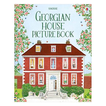 Usborne Georgian House Picture Book
