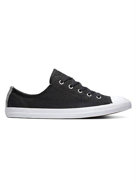 Giày Sneaker Unisex Converse Chuck Taylor All Star Dainty Holiday Scene Seasonal Canvas 562474C - Black/Silver/White