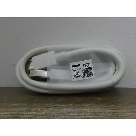 Dây Cáp Sạc dành cho Samsung Galaxy J7 Prime màu trắng