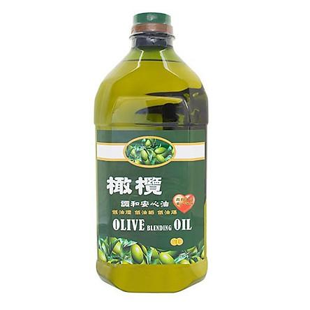 Dầu ăn Olive tổng hợp Cang Hsing - Đài Loan