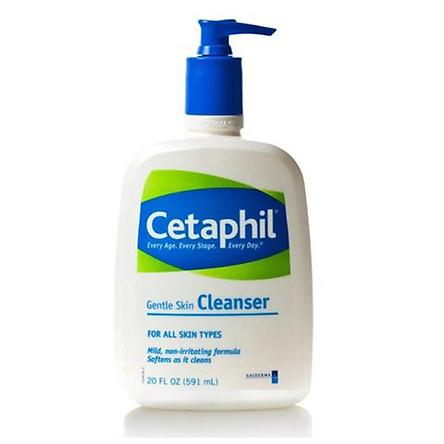 Sữa Rửa Mặt Dịu Nhẹ Cetaphil Gentle Skin Cleanser 591ml
