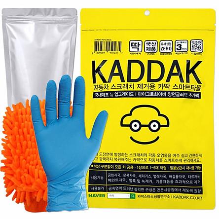 Khăn lau vết xước nano thông minh xe hơi Hàn Quốc KADDAK (CHADDAK) MK203