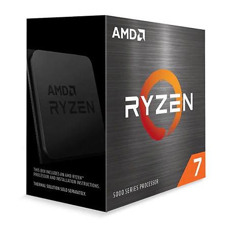 CPU AMD Ryzen 7 5800X (8C/16T, 3.80 GHz - 4.70 GHz, 32MB) - AM4 - Hàng Chính Hãng