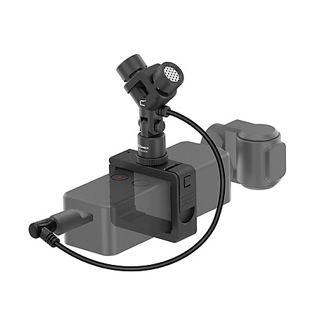 Comica (COMICA) MT06 DJI DJI OSMO Pocket professional sports microphone microphone stereo two-channel radio DJI Lingmu dedicated microphone