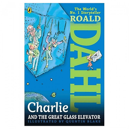 Charlie And The Great Glass Elevator (Reissue)