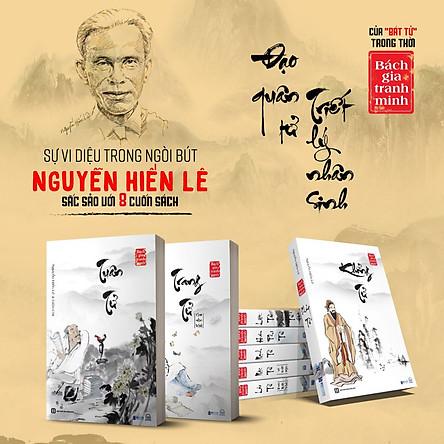 Bộ Sách - Bách Gia Tranh Minh: Bộ 8 Cuốn Quý Hiếm Của Nguyễn Hiến Lê