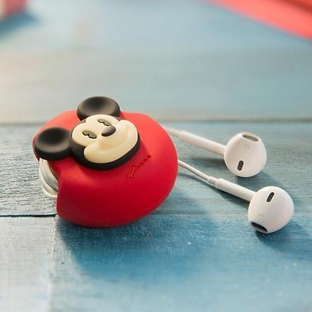[Bone Collection] Cord Pocket-Mickey