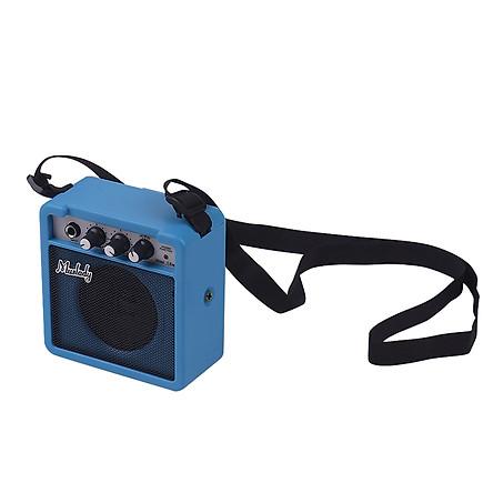 Loa Mini Khuếch Đại Âm Thanh Cho Guitar Muslady (5W) (Đầu vào 3.5mm và 6.35mm) (Đầu ra 1/4inch)
