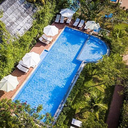 La Casa Resort 3* Phú Quốc - Bữa Sáng, Hồ Bơi, Gần Bãi Biển, Không Gian Xanh Mát
