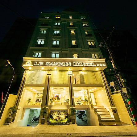 Le Saigon Hotel 3* - Gần Sân Bay Tân Sơn Nhất, Phòng Nghỉ Sang Trọng, Khách Sạn TP.Hồ Chí Minh