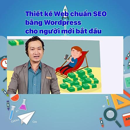 Khóa Học Thiết Kế Web Chuẩn Seo Bằng Wordpress Cho Người Mới Bắt Đầu