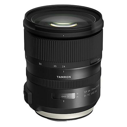 Ống Kính Tamron 24 - 70mm F/2.8 DI VC G2 For Canon - Hàng Chính Hãng