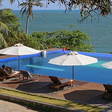 Léman Cap Resort & Spa 4* Vũng Tàu - Hồ Bơi View Biển, Bữa Sáng, Miễn Phí Đưa Đón Bến Tàu Cánh Ngầm