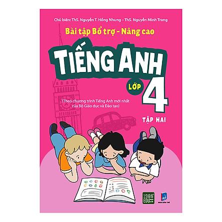 Bộ Sách Tiếng Anh Lớp 4 Tập 2