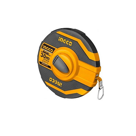Thước dây sợi thủy tinh (30mx12.5mm) Ingco HFMT8130