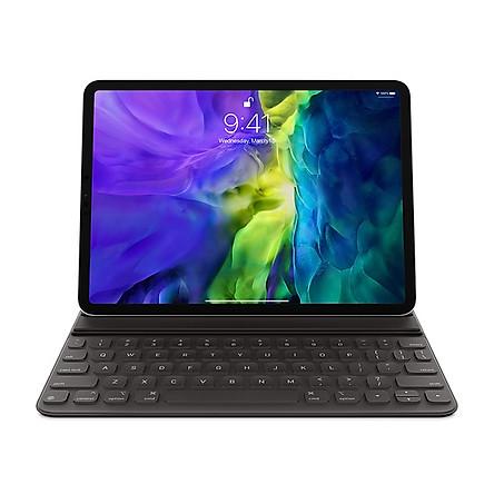 Bao Da Kèm Bàn Phím Apple Smart Keyboard Folio Cho iPad Pro 2020 - Hàng Chính Hãng