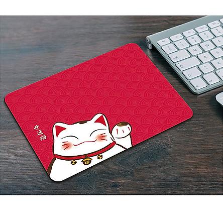 Miếng lót chuột, bàn di chuột, mouse pad nhỏ dùng trong văn phòng, cừa hàng kích thước 26x21 nhiều mẫu dễ thương 2020