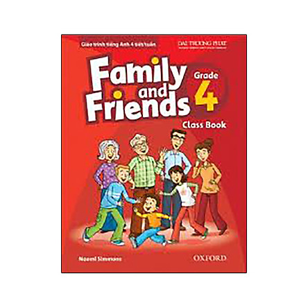 Family And Friends Grade 4 CB (VN)