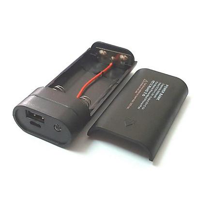 Box Sạc 2 Pin 18650 - Output 5V 2.5A( chưa pin)