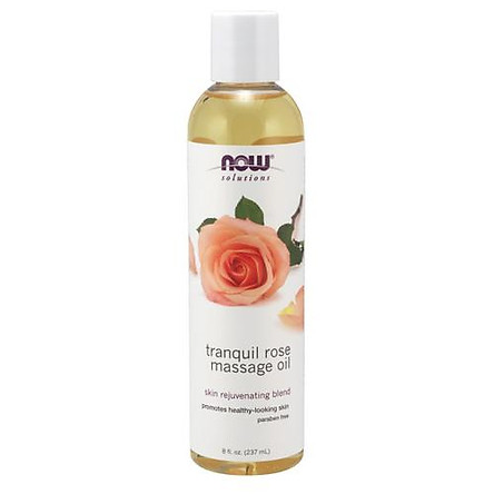 TRANQUIL ROSE MASSAGE OIL | Dầu hoa hồng massage (237ml)
