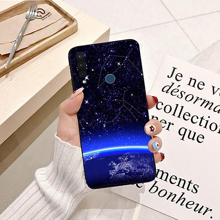 Ốp lưng điện thoại VSMART JOY 3 viền silicon dẻo hình Dải Ngân Hà - Hàng chính hãng