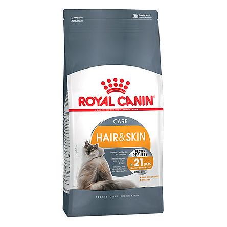 Thức Ăn Cho Mèo Royal Canin Hair & Skin (400g)