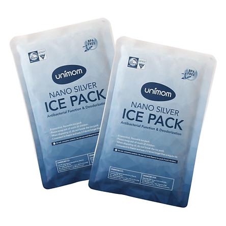 Túi đá khô diệt khuẩn Nano giữ nhiệt bảo quản lạnh sữa an toàn, tiện lợi ?????? thương hiệu Hàn Quốc. Giải pháp trữ sữa mẹ tuyệt vời - CHÍNH HÃNG