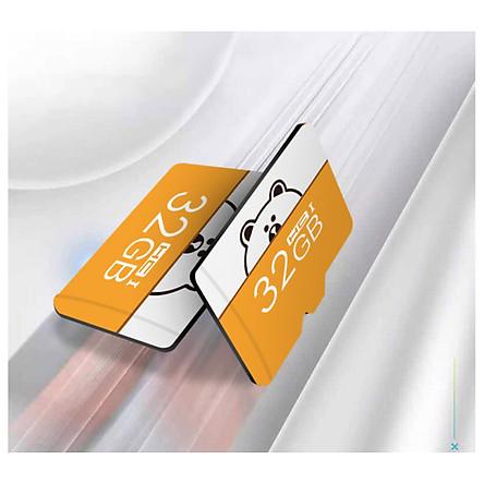 Thẻ Nhớ Điện Thoại Micro SD Hoạt Hình Dung Lượng 32G