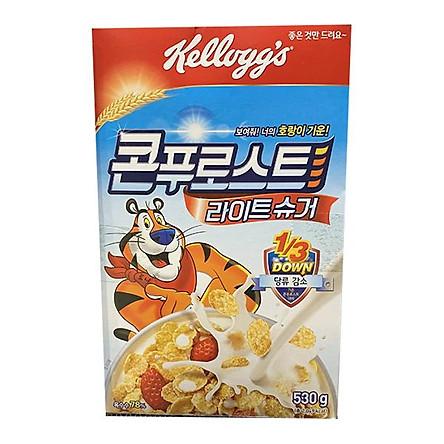 Kellogg's Corn Flour Light Sugar 530g x 2
