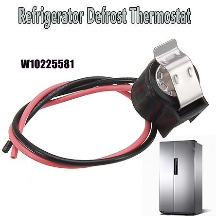 W10225581 Defrost Bimetal Thermostat for Whirlpool Refrigerator