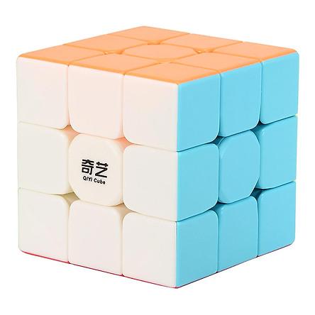 Đồ Chơi Rubik Ảo Thuật QIYI Warrior (3x3)