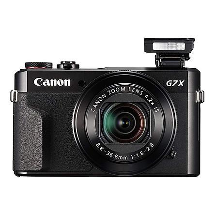 Máy Ảnh Canon PowerShot G7 X Mark II - Hàng Nhập Khẩu