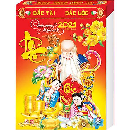 Lịch Bloc Trung Màu 2021