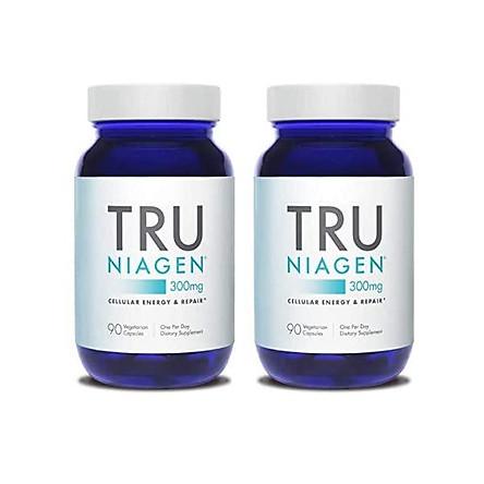 Thực phẩm chức năng Tru Niagen hỗ trợ tim mạch - viên nang rau củ