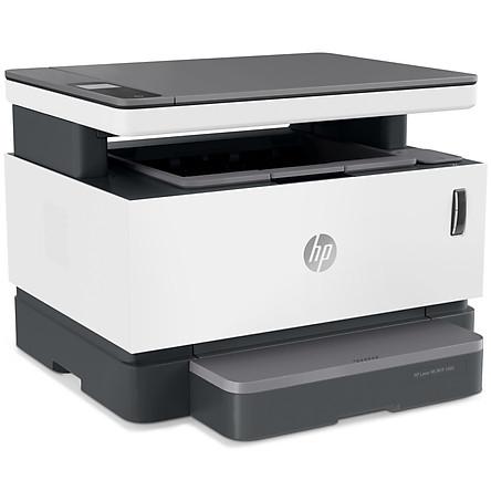 Máy In Laser Trắng Đen Đa Năng HP Neverstop Laser 1200A (In/Copy/Scan/Trắng,đen-4QD21A) - Hàng Chính Hãng