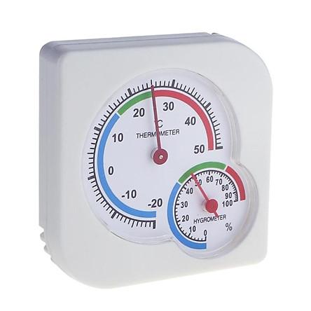 Thiết bị đo nhiệt độ, độ ẩm nhỏ gọn