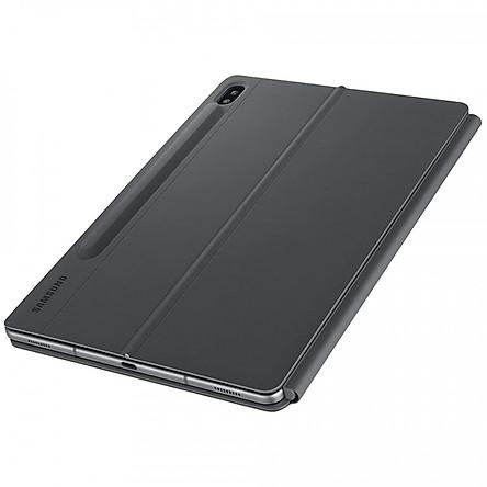 Bao da kiêm bàn phím Samsung GALAXY TAB S6 BOOK COVER KEYBOARD EF-DT860 ( Đen )- Hàng chính hãng