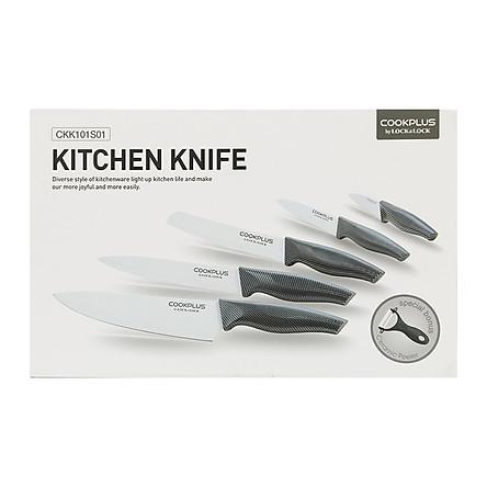 Bộ dao nhà bếp 6 món CookPlus Lock&Lock CKK101S01