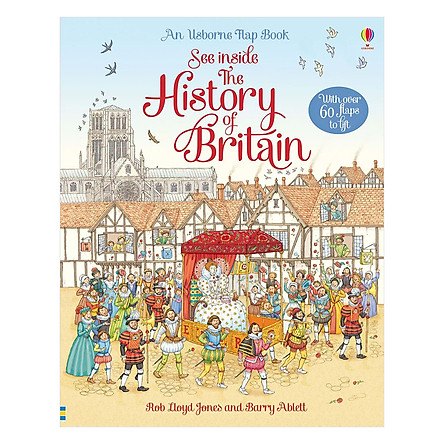 Usborne See Inside History of Britain