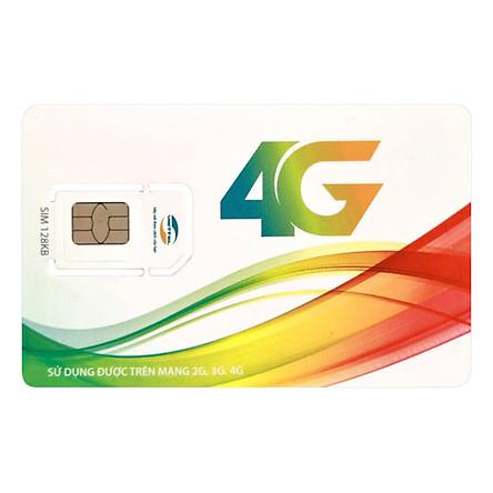 Sim 4G Viettel D500 Tặng 4GB/Tháng Trọn Gói 1 Năm - Hàng Chính Hãng - Màu Ngẫu Nhiên