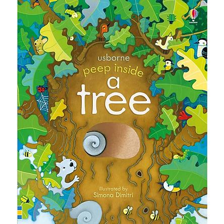 Usborne Peep inside a tree