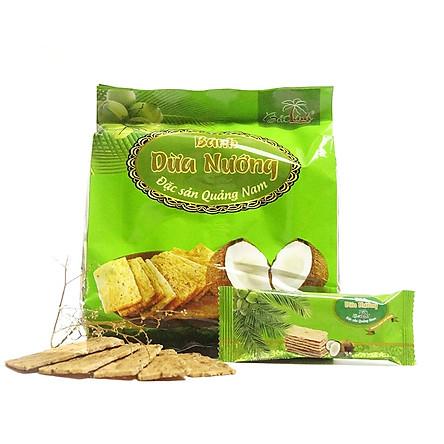 Bánh dừa nướng Bảo Linh - Đặc sản Quảng Nam