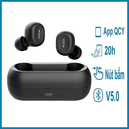 Tai Nghe Bluetooth Không Dây QCY-T1 Mini Hàng Chính Hãng
