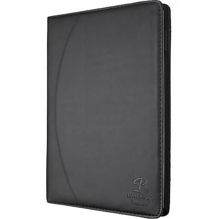 Sổ da 300 trang A4 Klong - TP656 màu đen