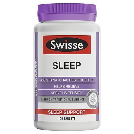Swisse Ultiboost Sleep 100 Tablets