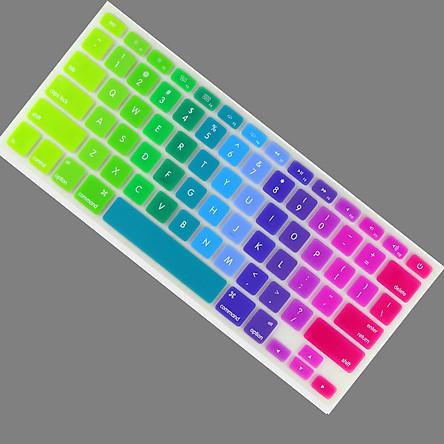 Phủ bàn phím MacBook _7 Màu