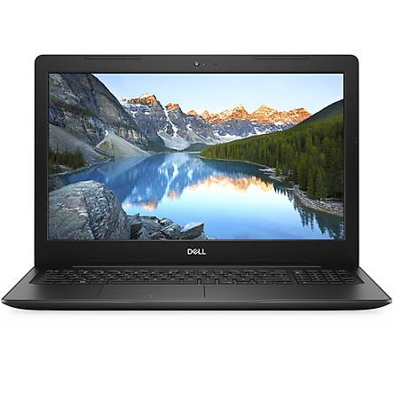 Laptop Dell Inspiron 3593 N3593C | Core i3-1005G1/ 4GB DDR4 2666MHz/ SSD 256GB PCIe/ 15.6 FHD/ Win10 - Hàng Chính Hãng