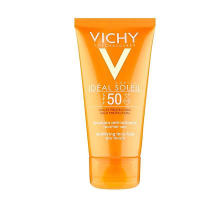 Vichy Ideal Soleil Spf 50 - Kem Chống Nắng